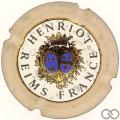 Champagne capsule A1.henri Henriot n° 37