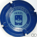 Champagne capsule A1.panni Pannier n° 26