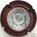 Champagne capsule A1.couph Couvreur-Philippart nr.23