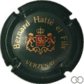 Champagne capsule A1.hatte Hatte Bernard et Fils n° 2