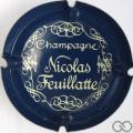 Champagne capsule A1.feuil Feuillatte Nicolas n° 3