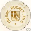 Champagne capsule A1.fredu Fresne-Ducret n° 1