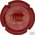 Champagne capsule A1.lemai Lemaire R.C. n° 5