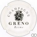 Champagne capsule A1.greno Greno n° 1