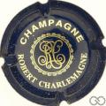 Champagne capsule A1.charl Charlemagne Robert n° 5
