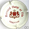 Champagne capsule A1.hatte Hatte Bernard et Fils n° 1