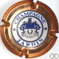 Champagne capsule A1.jardi Jardin René n° 24