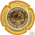 Champagne capsule A1.girmo Girost-Moussy n° 1