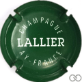 Champagne capsule A1.lalli Lallier n° 1