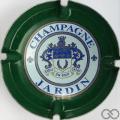 Champagne capsule A1.jardi Jardin René n° 21