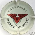 Champagne capsule A1.moncu Moncuit Pierre n° 1