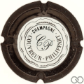 Champagne capsule A1.couph Couvreur-Philippart n° 21