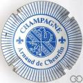 Champagne capsule A1.cheur Cheurlin (Arnaud de) n° 2
