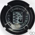 Champagne capsule A1.lalde Lallement-Deville n° 1