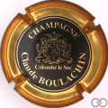 Champagne capsule A1.boula Boulachin Claude n° 1a
