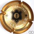 Champagne capsule A1.bolli Bollinger n° 24a