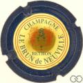 Champagne capsule A1.lebru Le Brun de Neuville n° 14