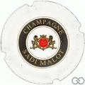 Champagne capsule A1.malsa Malot Sadi n° 43