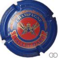 Champagne capsule A1.falda Fallet-Dart n° 6