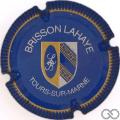 Champagne capsule A1.brila Brisson-Lahaye n° 5