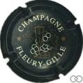 Champagne capsule A1.flegi Fleury-Gille n° 7