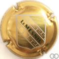 Champagne capsule 4.g Or, écusson blanc et vert