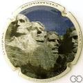 Champagne capsule 1.fg Mount Rushmore, jéroboam