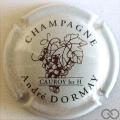 Champagne capsule 3.b Blanc et bordeaux