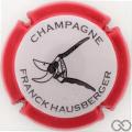 Champagne capsule 6.d Contour rouge
