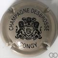 Champagne capsule 7.a Grège et noir
