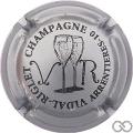 Champagne capsule 3.e Métal