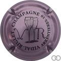 Champagne capsule 3.c Rosé