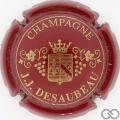 Champagne capsule 2 Bordeaux