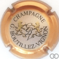 Champagne capsule 21.f Contour or