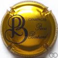 Champagne capsule 35.h Or et noir