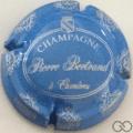 Champagne capsule 33.a Bleu clair et argent