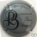 Champagne capsule 35.b Gris et noir