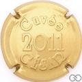 Champagne capsule 15.d Cuvée César 2011