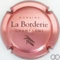 Champagne capsule 1.a Rosé et noir