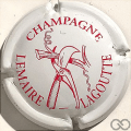 Champagne capsule 3 Blanc et rouge
