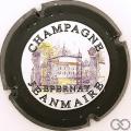 Champagne capsule 7 Nabuchodonosor, noir
