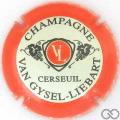 Champagne capsule 2.c Contour orange