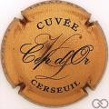 Champagne capsule 3.a Cuivre et noir