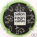 Champagne capsule 36 Salon Agriculture 2018
