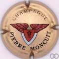 Champagne capsule 3 Or foncé