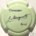 Champagne capsule 17.f Vert clair