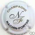 Champagne capsule 2 Blanc, noir et or pâle