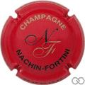 Champagne capsule 2.g Rouge, noir et or