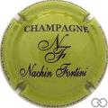 Champagne capsule 1.a Kaki et noir