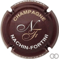 Champagne capsule 2.f Marron, or et blanc